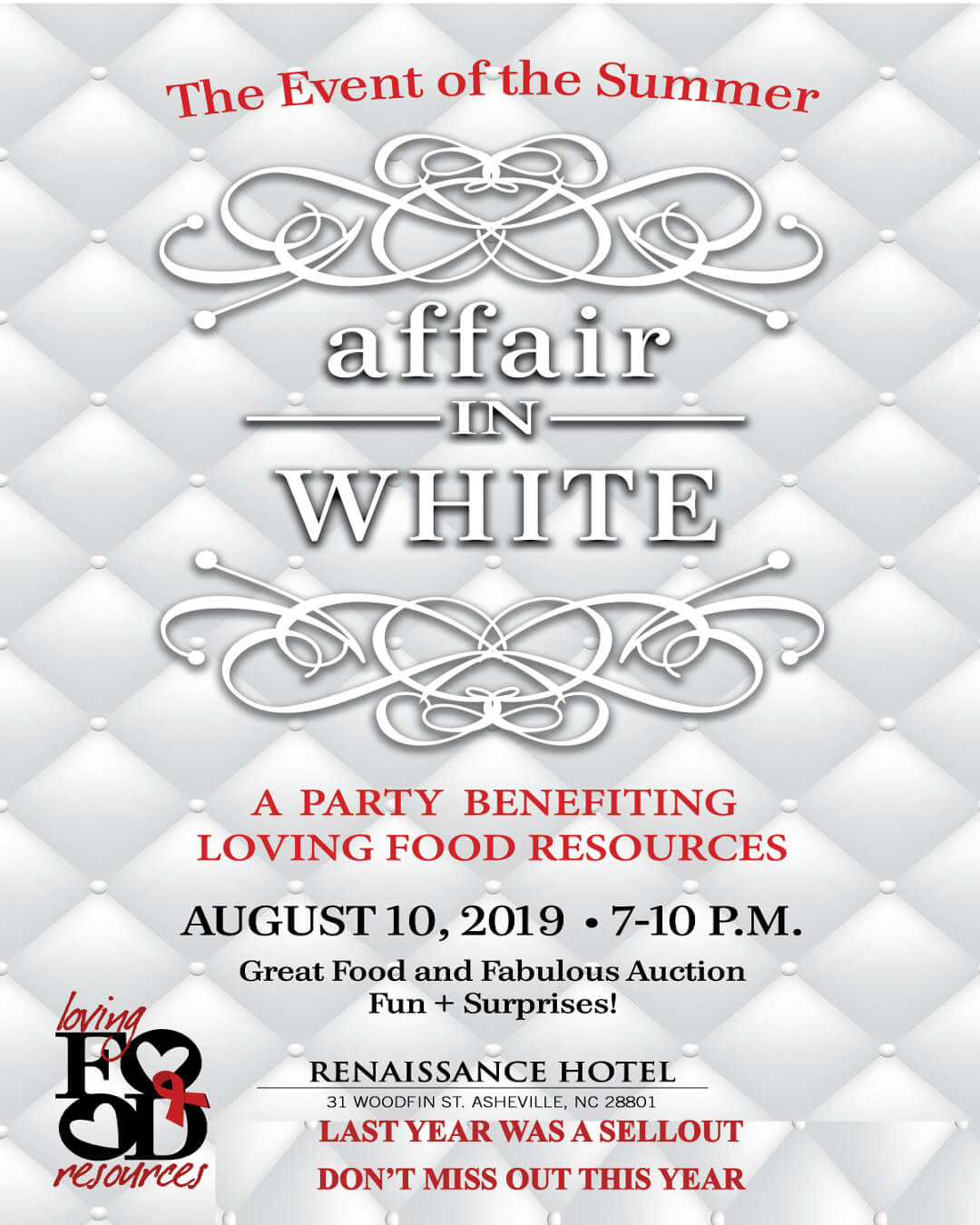 Affair In White