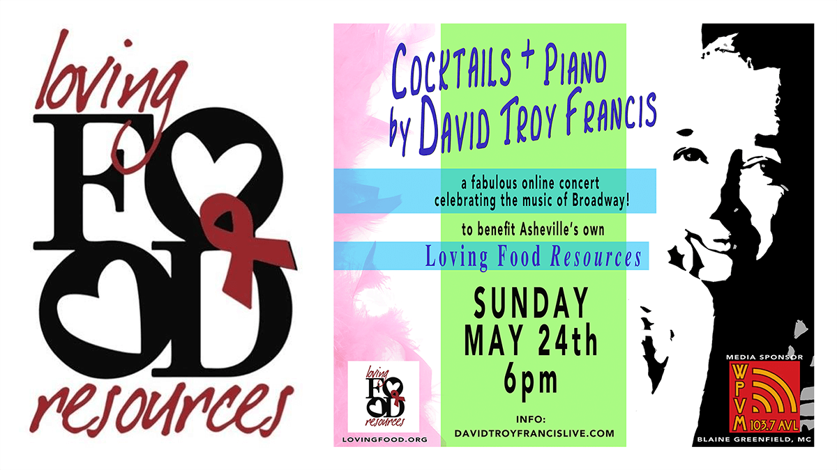 Cocktails & Piano by David Troy Francis
