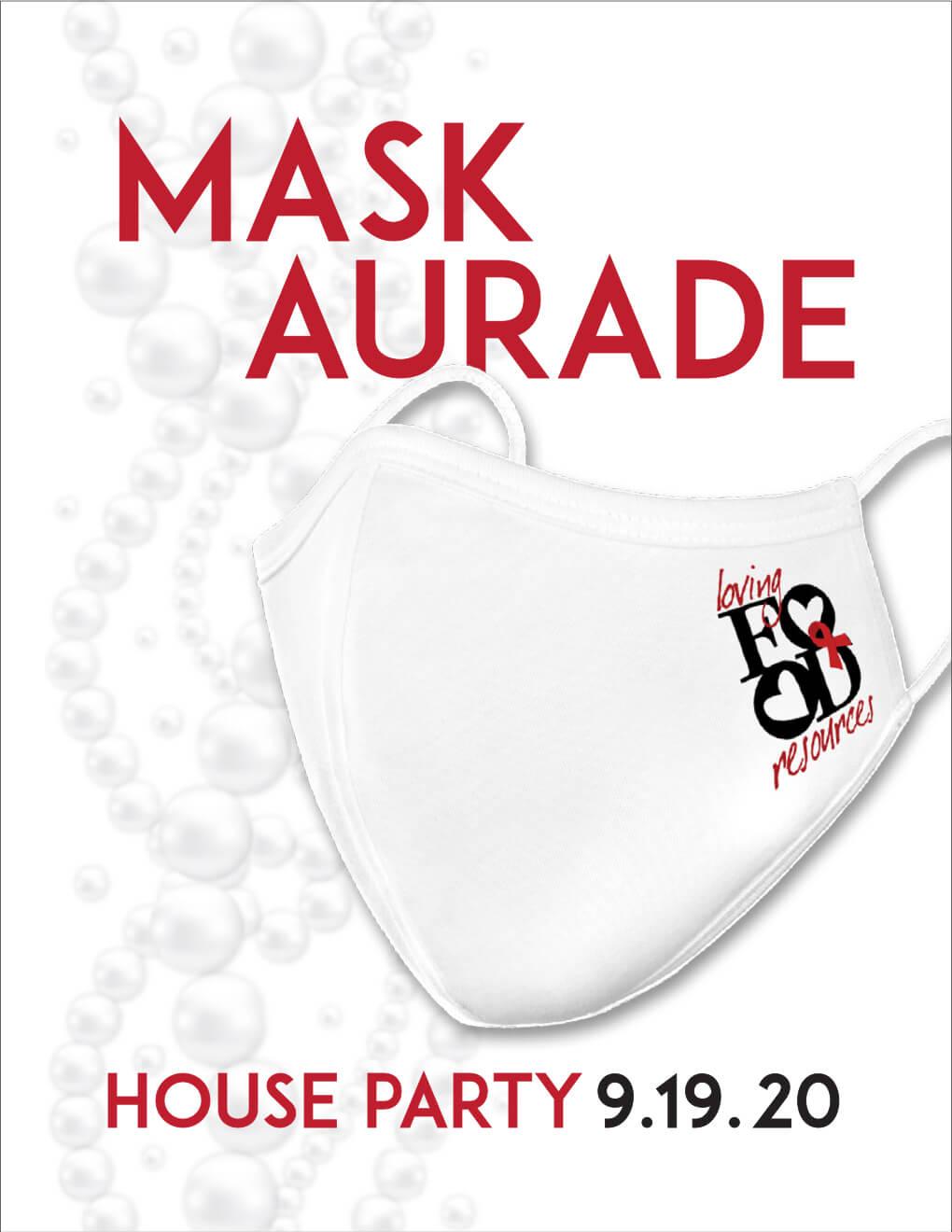 Maskaurade House Party